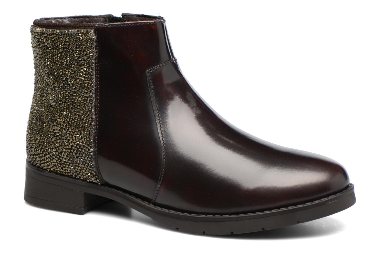 Bottines et boots Gioseppo Imperial Marron vue détail/paire