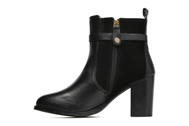 Stiefeletten & Boots Gioseppo Bogalusa schwarz ansicht von vorne