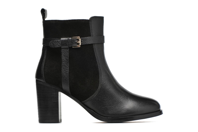 Stiefeletten & Boots Gioseppo Bogalusa schwarz ansicht von hinten