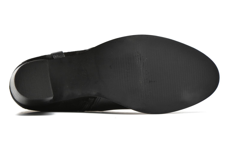 Stiefeletten & Boots Gioseppo Bogalusa schwarz ansicht von oben
