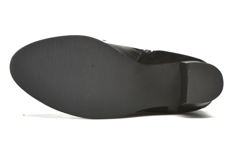Stiefel Gioseppo Kenner schwarz ansicht von oben