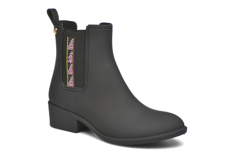 Bottines et boots Gioseppo Lendy Noir vue détail/paire