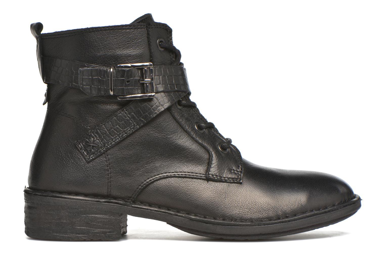 Bottines et boots Khrio Anna Noir vue derrière
