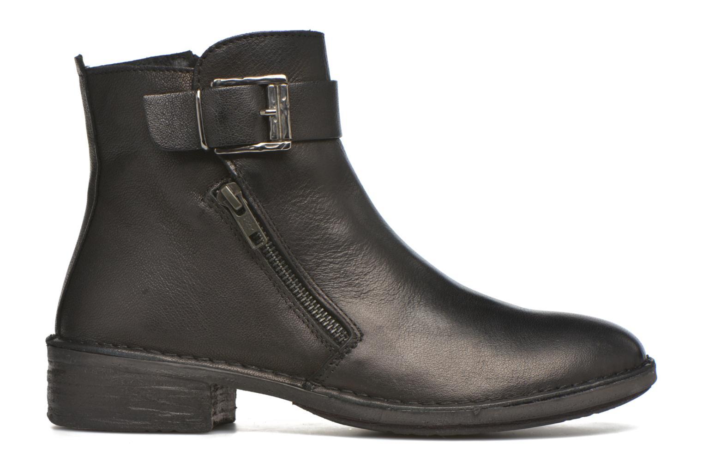 Bottines et boots Khrio Rita Noir vue derrière