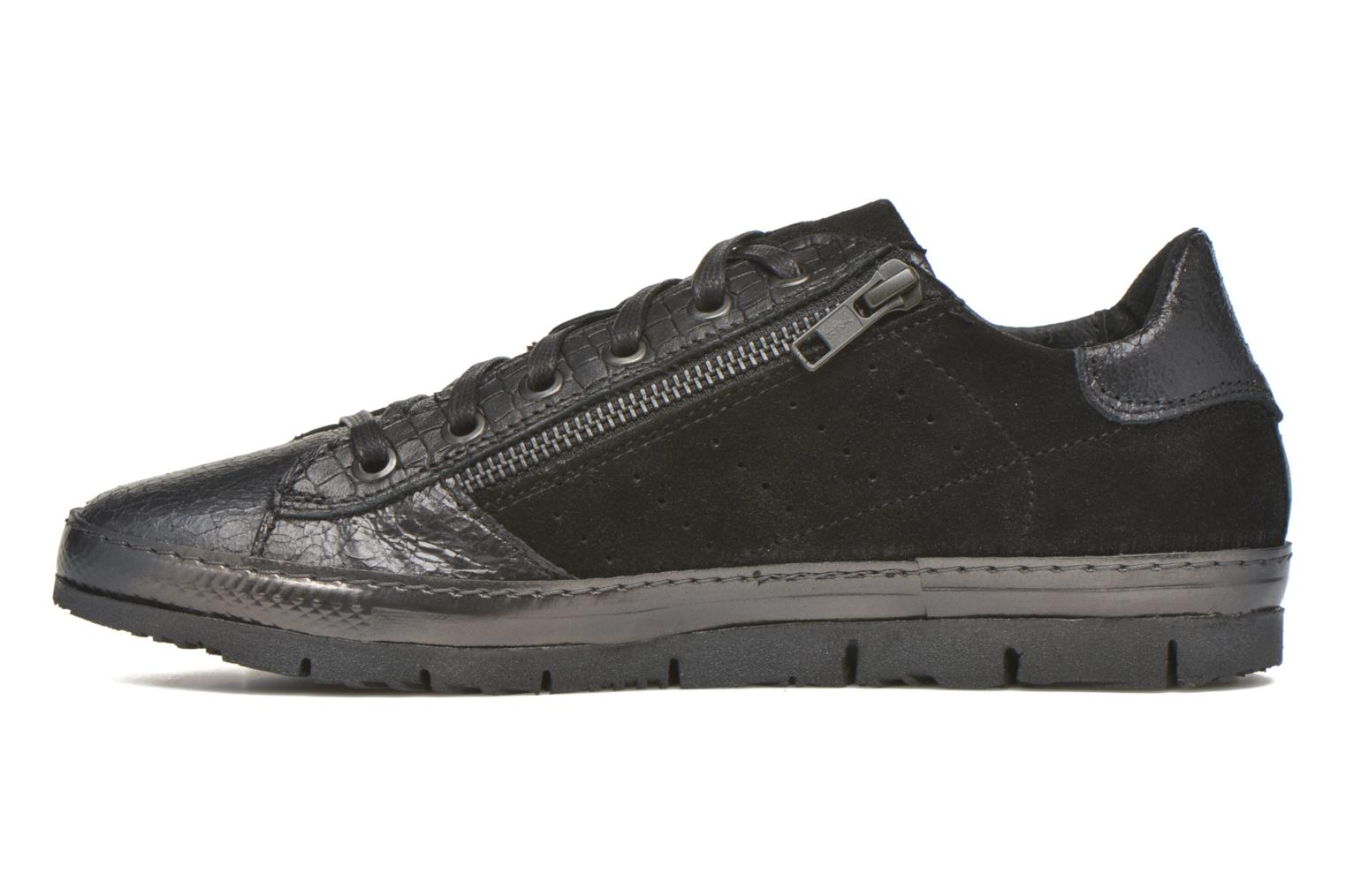 Trainers Khrio Paloma Black front view