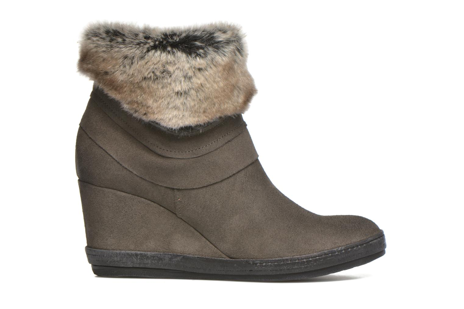 Ankle boots Khrio Alma Grey back view