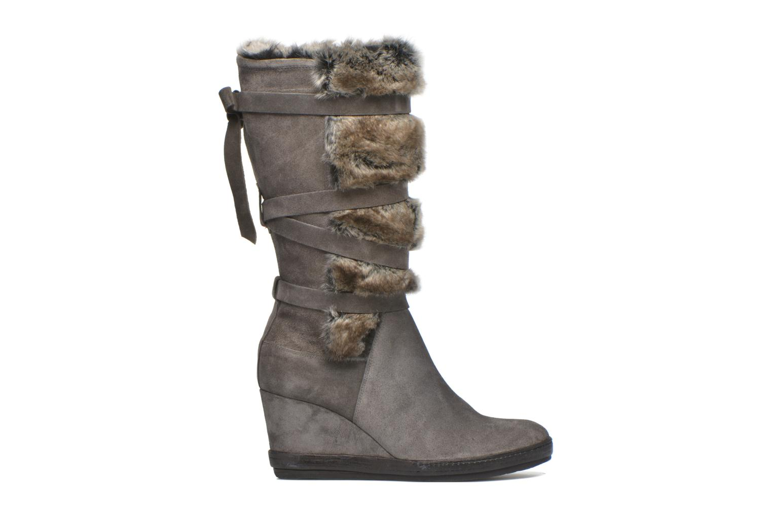 Boots & wellies Khrio Camilia Grey back view