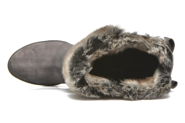 Stiefel Khrio Camilia grau ansicht von links