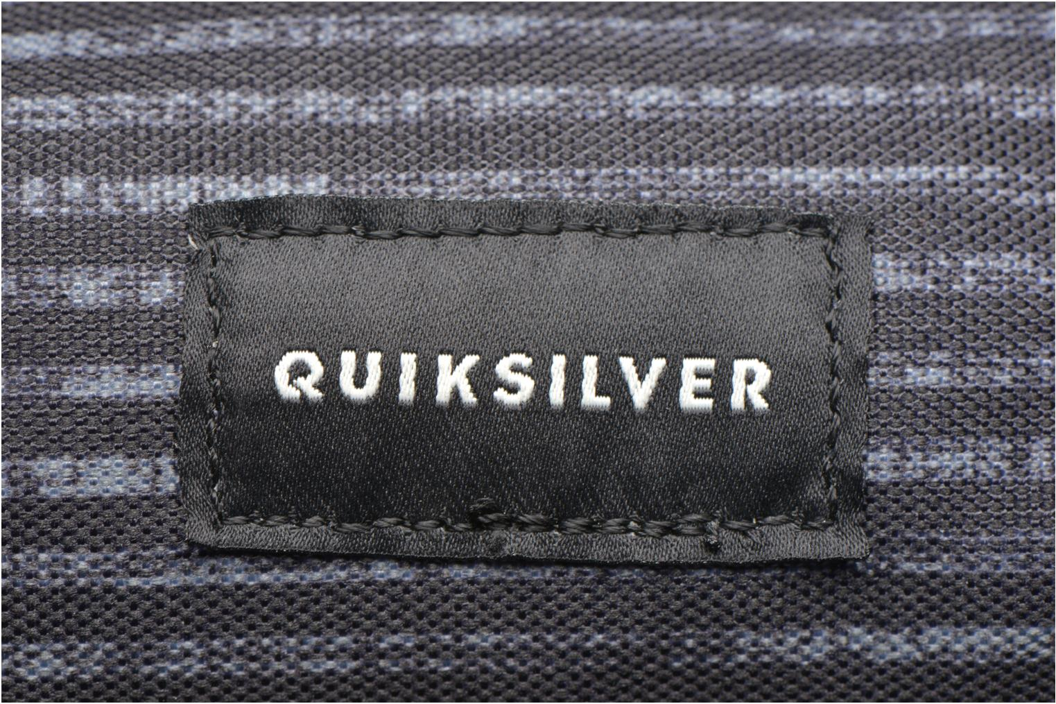 School bags Quiksilver Trousse ronde Black view from the left