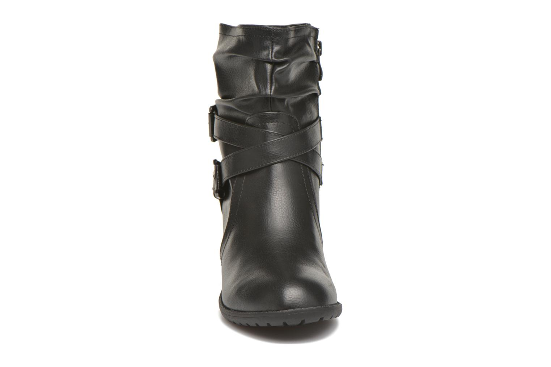 Bottines et boots MTNG Joplin Noir vue portées chaussures