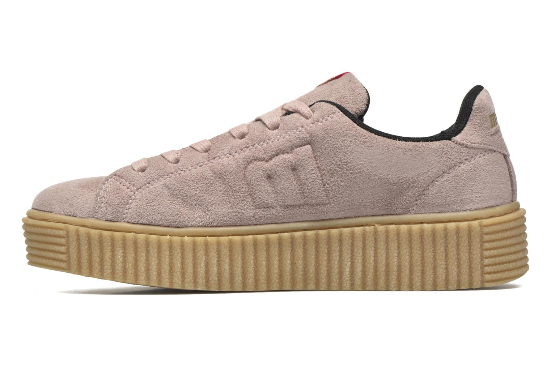 Sneakers MTNG Crepa Marrone immagine frontale