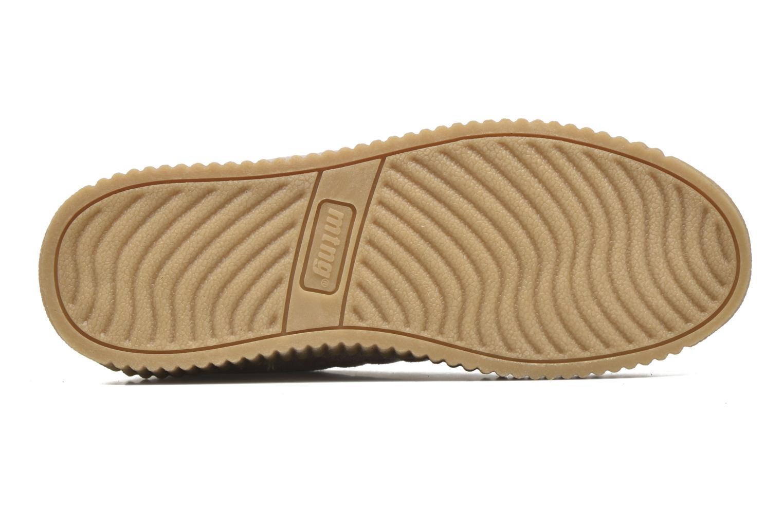 Sneakers MTNG Crepa Marrone immagine dall'alto