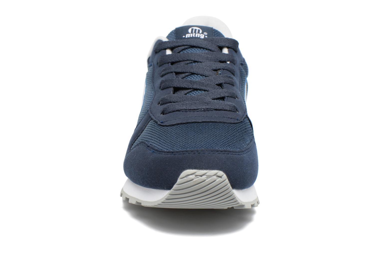 Sneaker MTNG Jakomo 83540 blau schuhe getragen