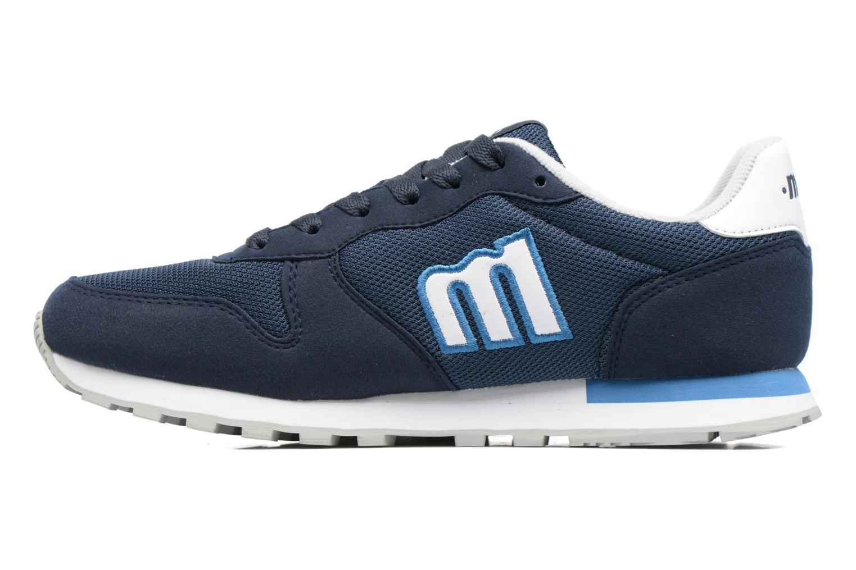 Sneaker MTNG Jakomo 83540 blau ansicht von vorne