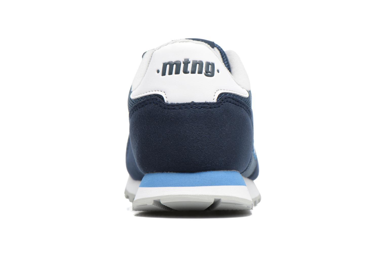 Sneaker MTNG Jakomo 83540 blau ansicht von rechts