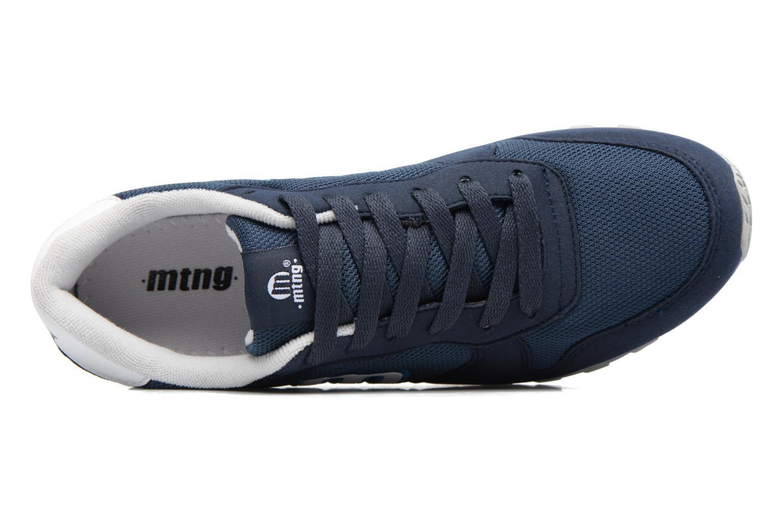 Sneaker MTNG Jakomo 83540 blau ansicht von links