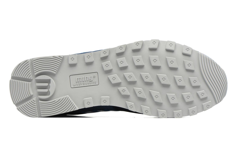 Sneaker MTNG Jakomo 83540 blau ansicht von oben