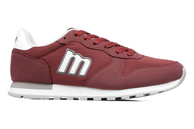 Sneaker MTNG Jakomo 83540 weinrot ansicht von hinten