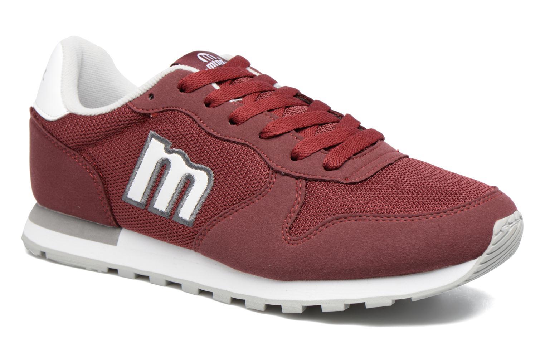 Sneaker MTNG Jakomo 83540 weinrot detaillierte ansicht/modell