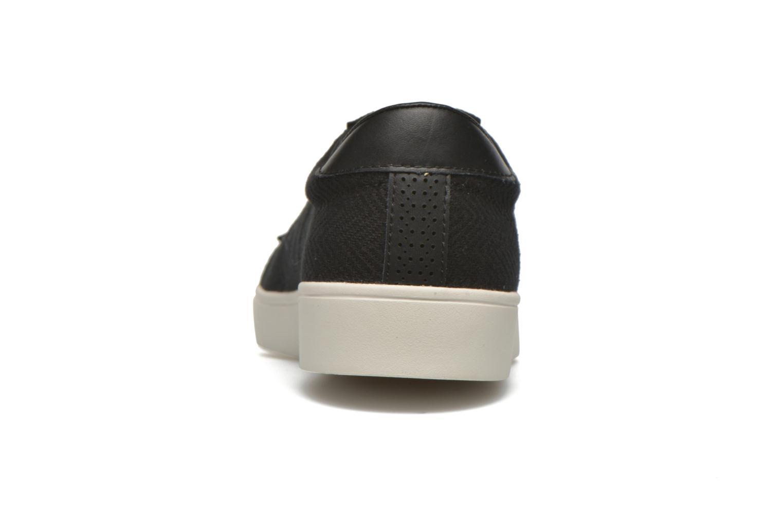 Spencer Herringbone Black/porcelain