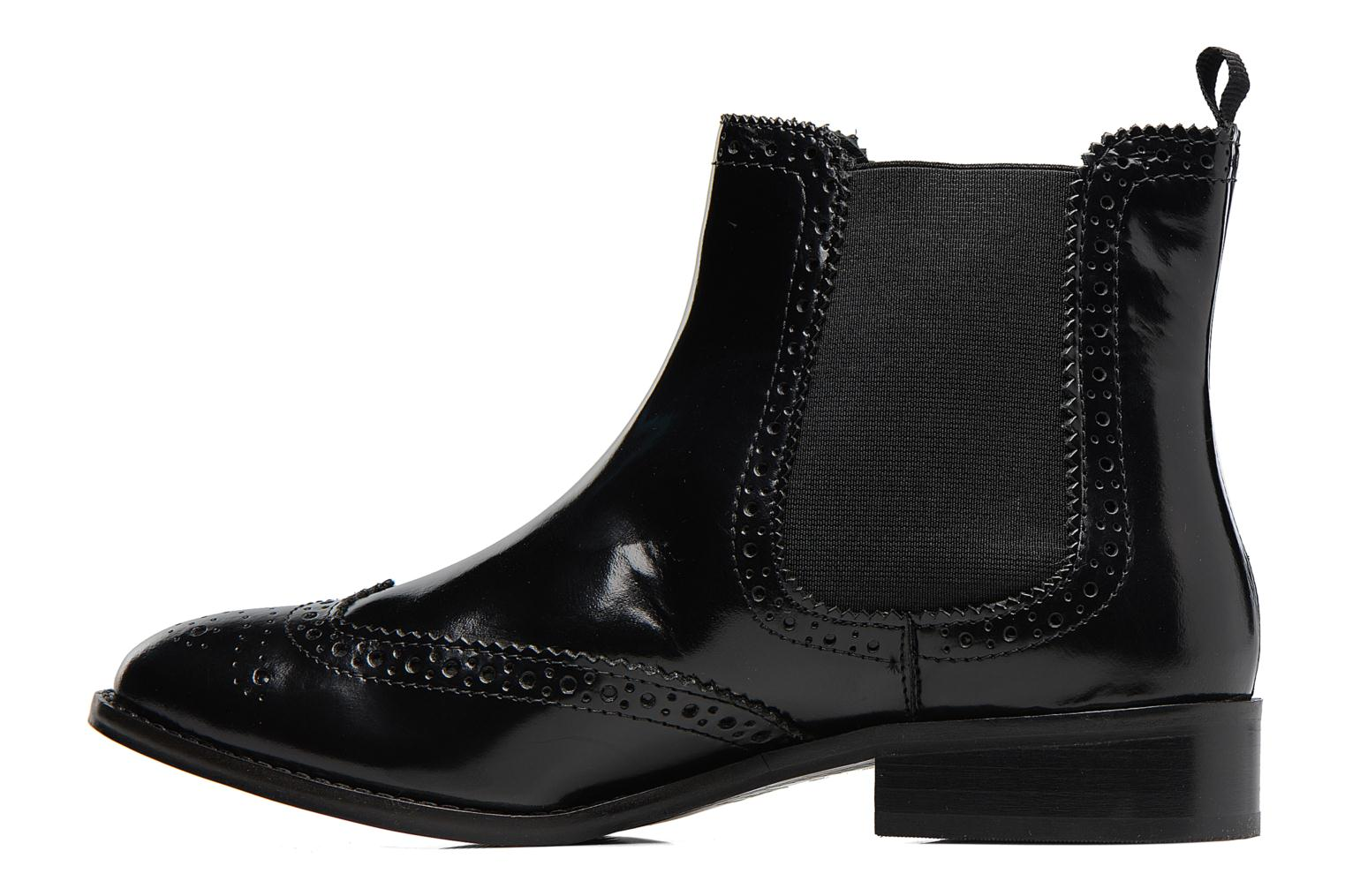 Ankle boots Dune London Quentin Black front view
