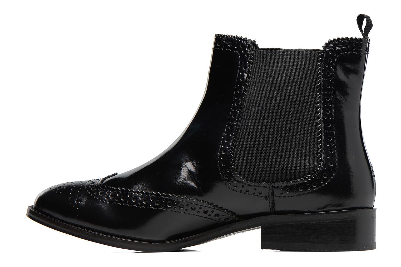 Stiefeletten & Boots Dune London Quentin schwarz ansicht von vorne