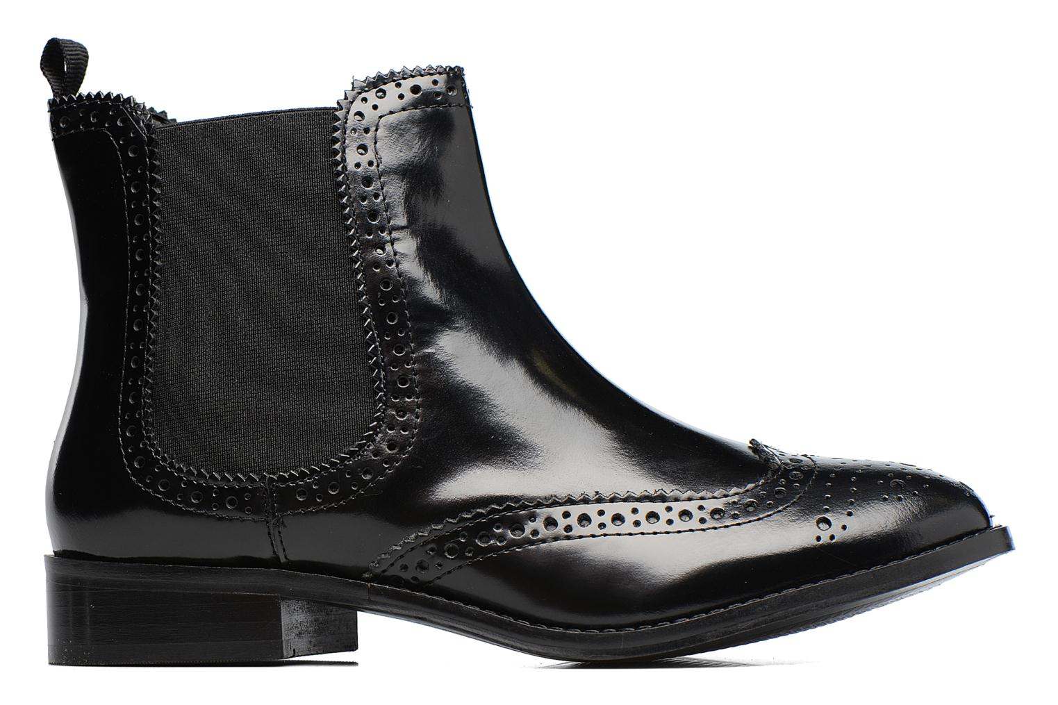 Ankle boots Dune London Quentin Black back view