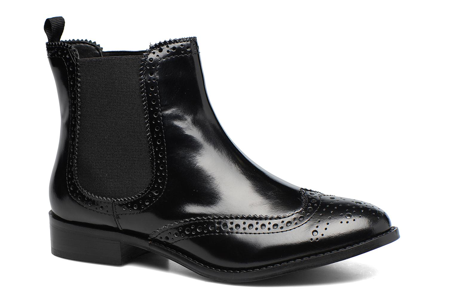Ankle boots Dune London Quentin Black detailed view/ Pair view