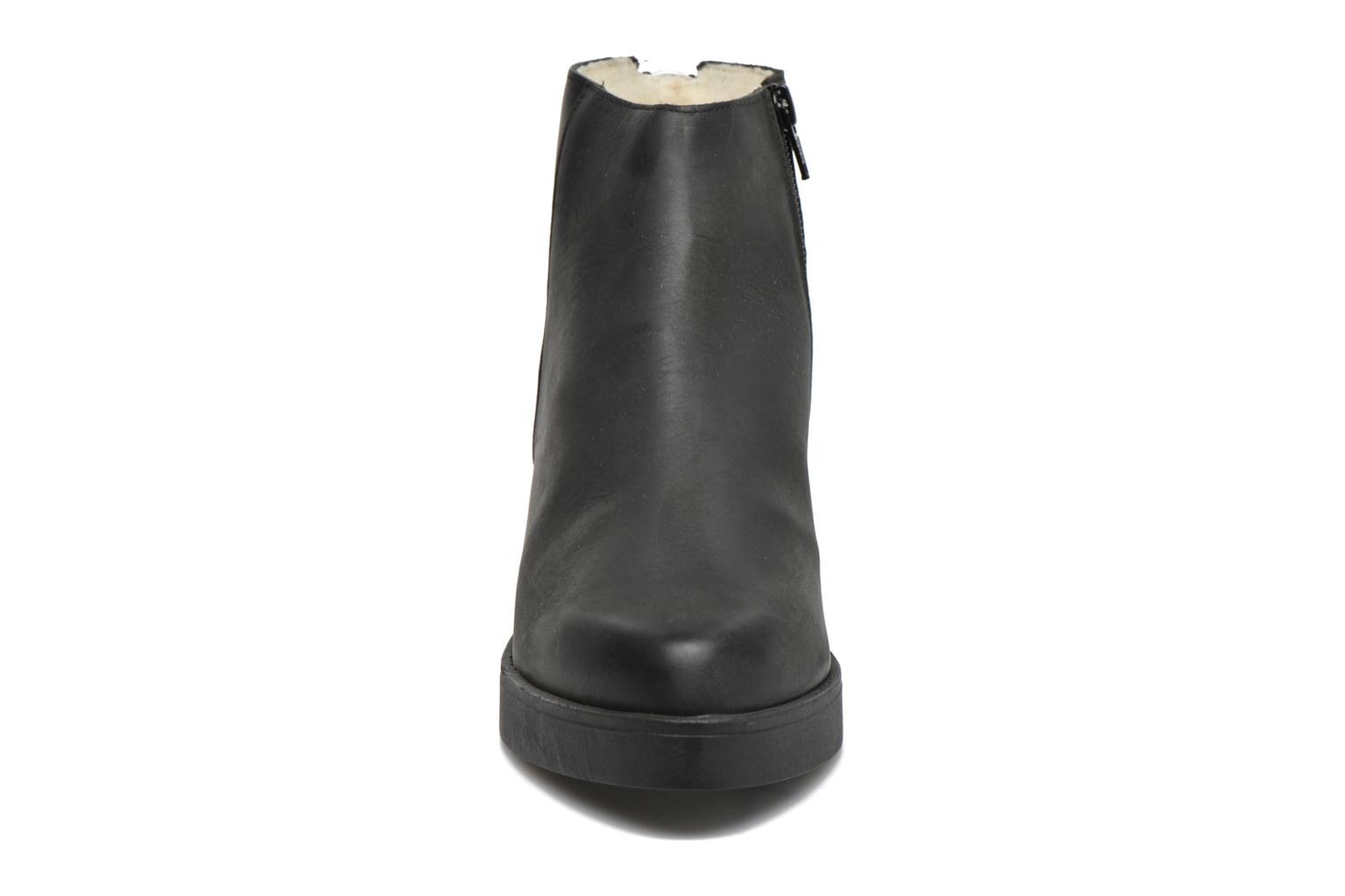Ankle boots Sixty Seven Anais Black model view