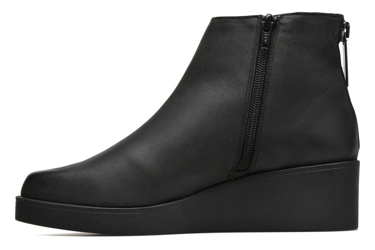 Ankle boots Sixty Seven Anais Black front view