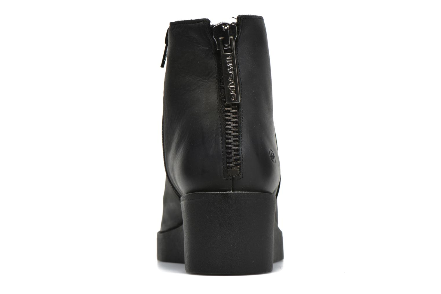 Ankle boots Sixty Seven Anais Black view from the right