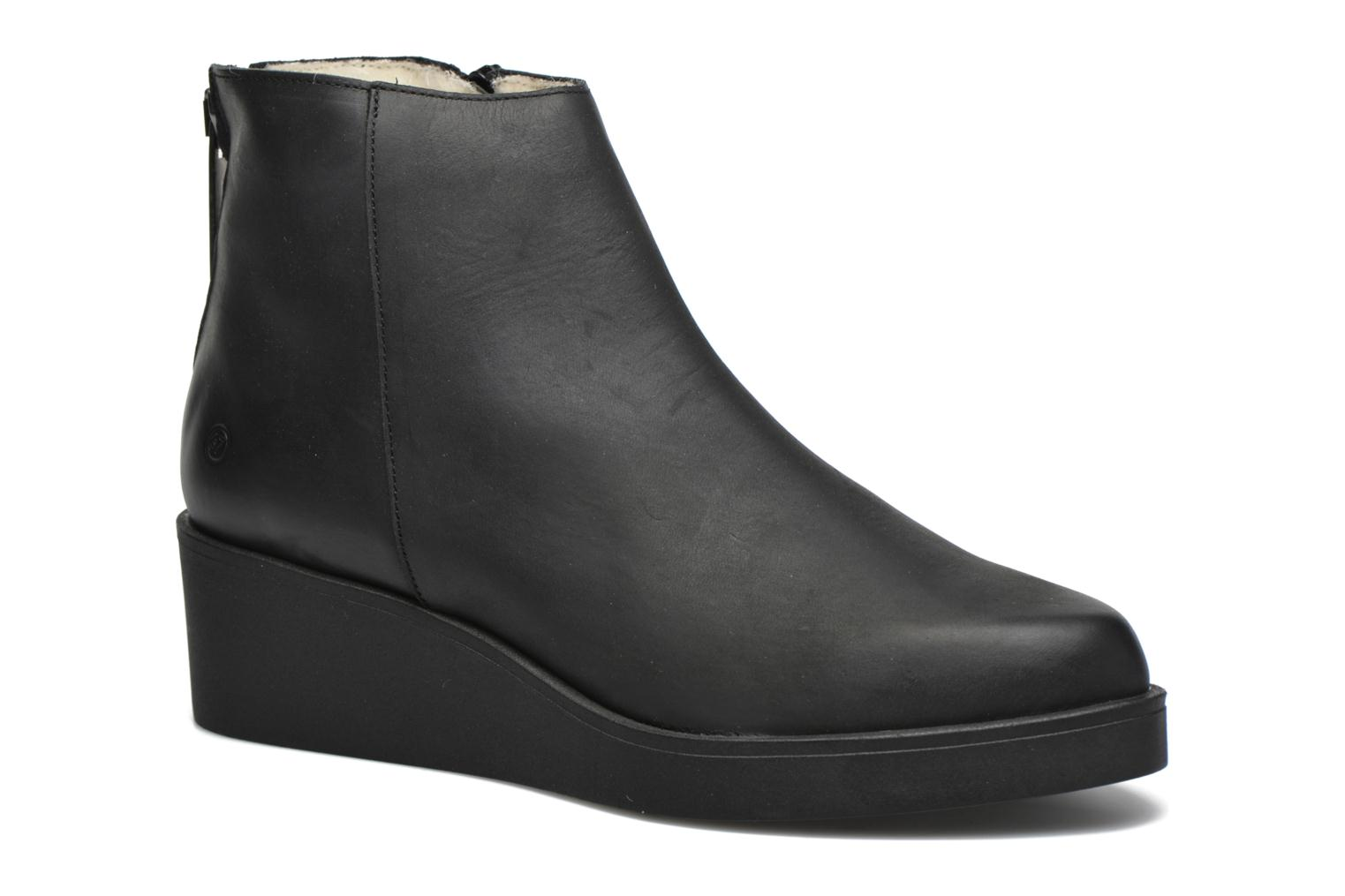 Ankle boots Sixty Seven Anais Black detailed view/ Pair view