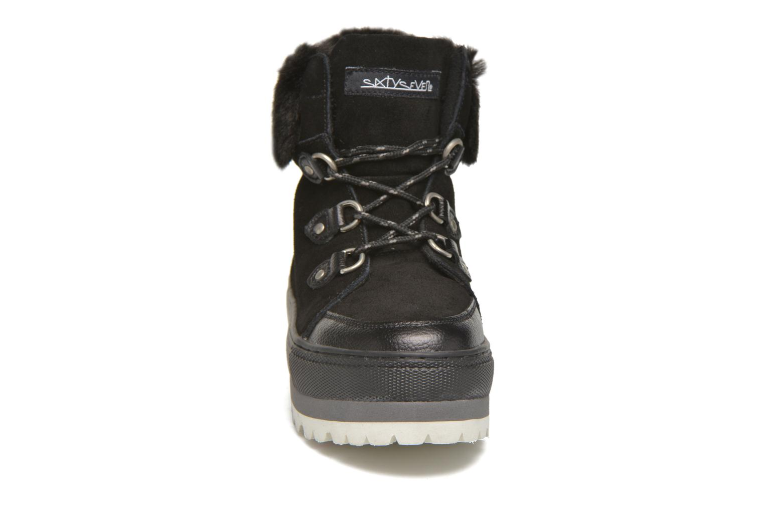 Ankle boots Sixty Seven Alisson Black model view