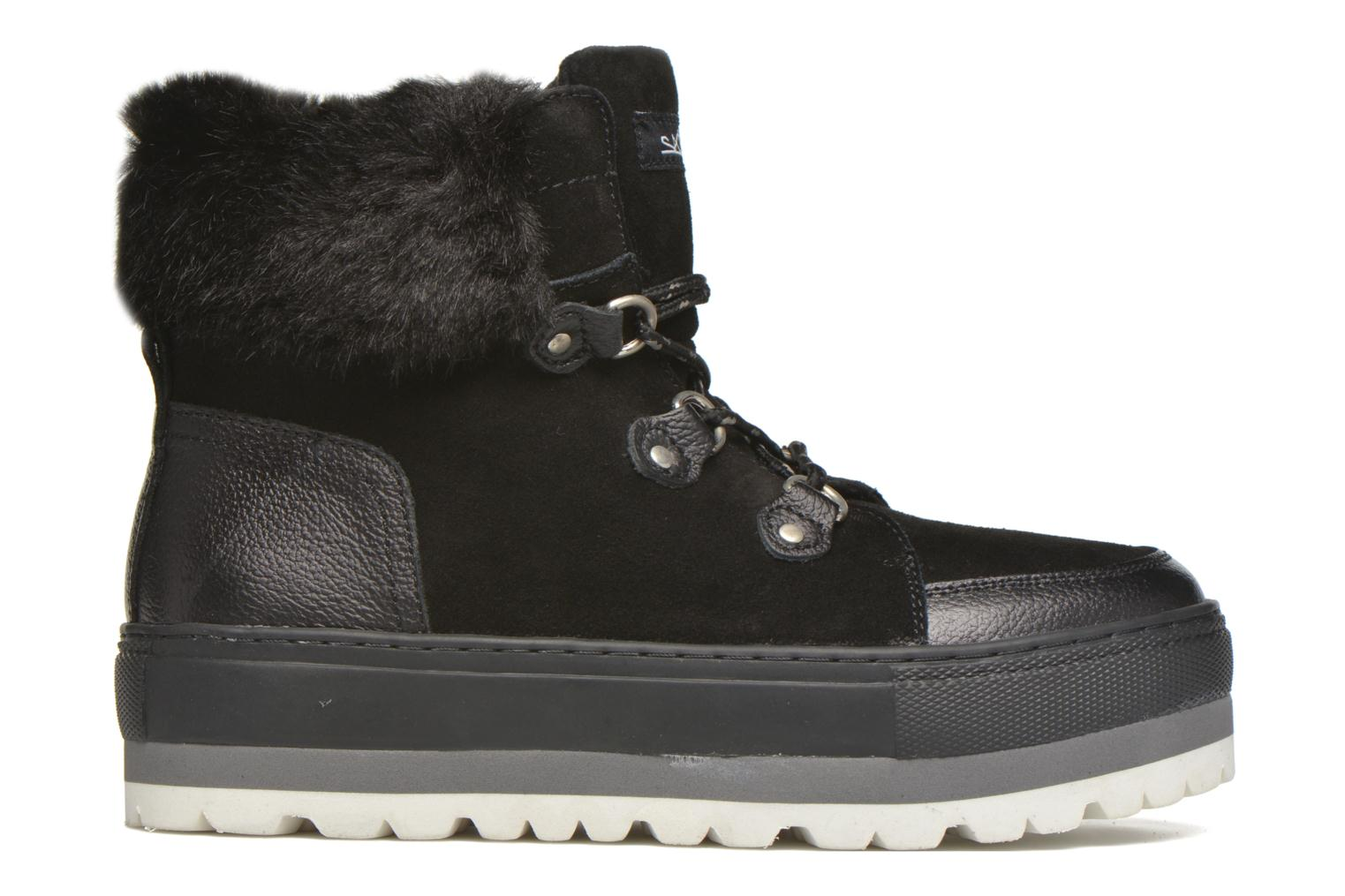 Ankle boots Sixty Seven Alisson Black back view