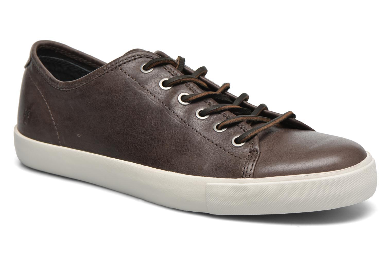 Marque - Chaussures À Lacets Pour Hommes / Fils Noir Brett hSvPT