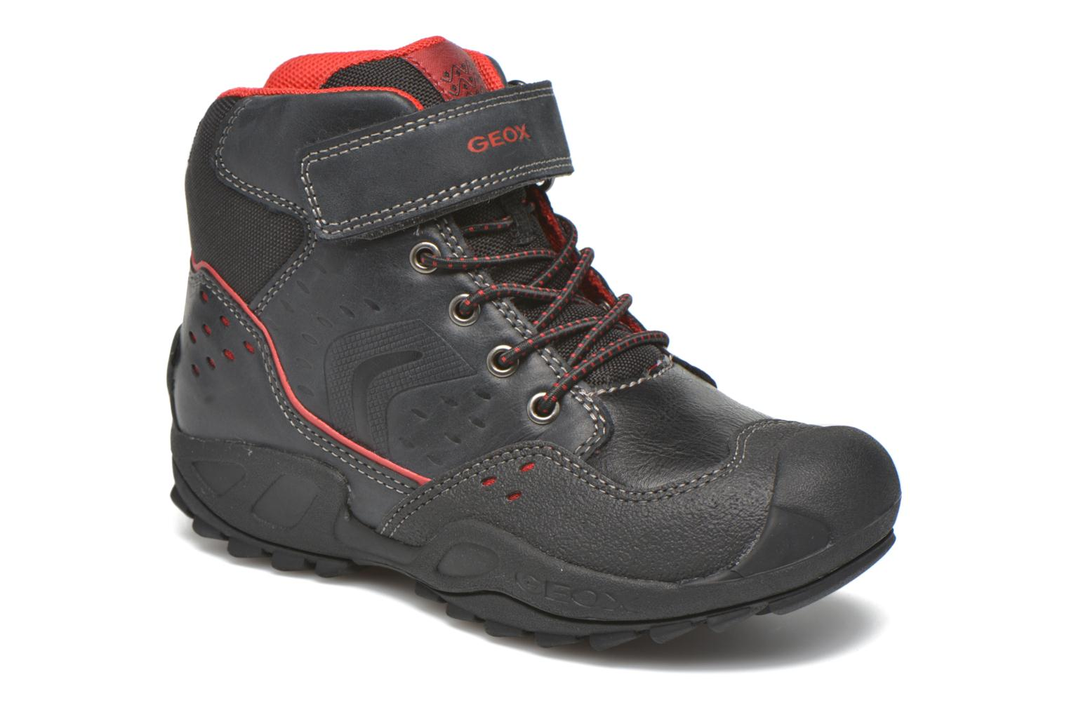 J N.Savage B.D J641VD Black/red
