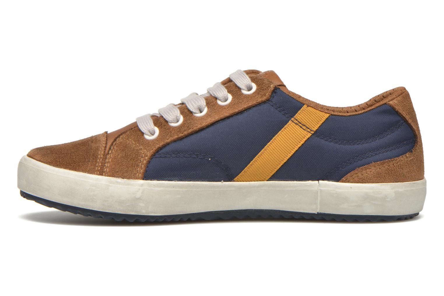 Trainers Geox J Alonisso B. A J642CA Blue front view