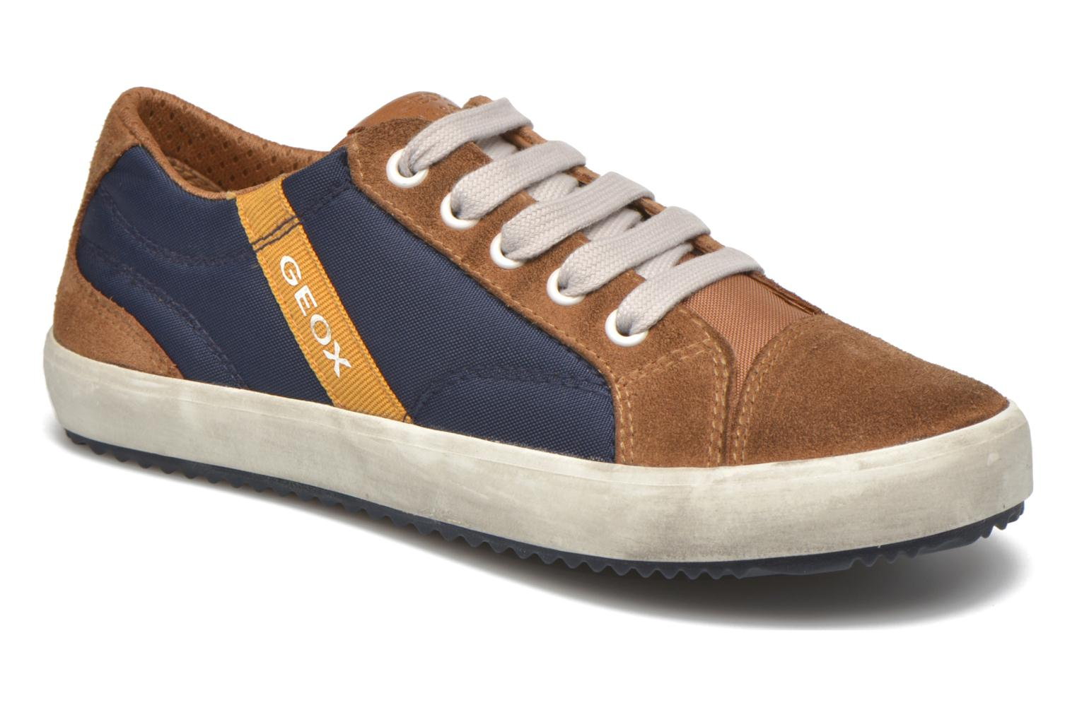 Trainers Geox J Alonisso B. A J642CA Blue detailed view/ Pair view