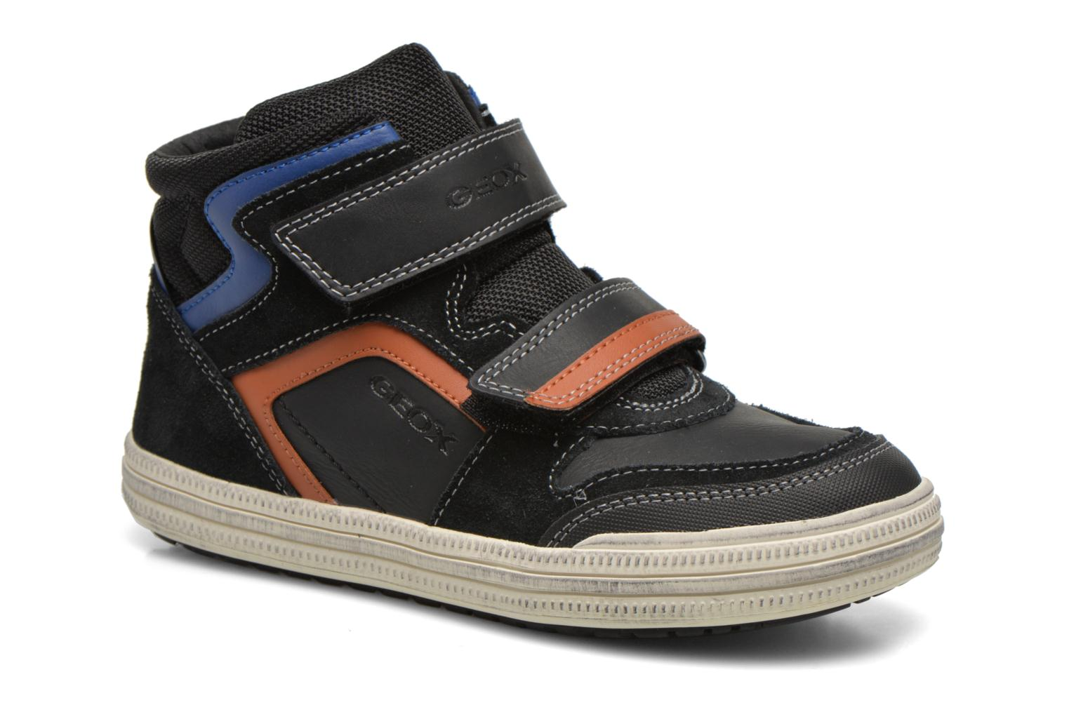 J Elvis H J64A4H Black/orange