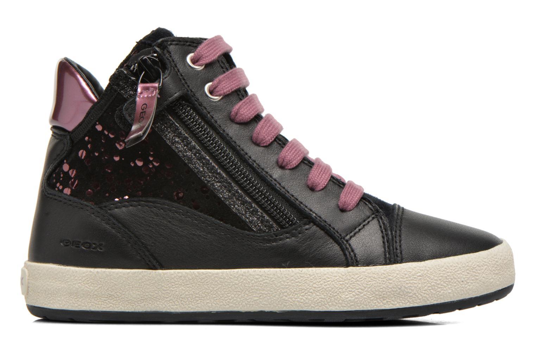 Sneakers Geox J Witty B J64C8B Nero immagine posteriore