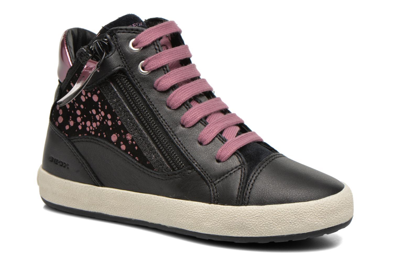 Sneakers Geox J Witty B J64C8B Nero vedi dettaglio/paio