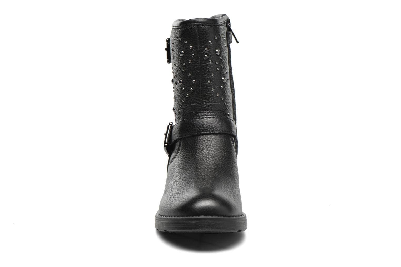 Stiefel Geox J Sofia D J64D3D schwarz schuhe getragen