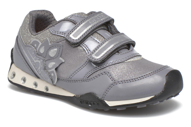 Sneaker Geox J N.Jocker G.A J64G2A grau detaillierte ansicht/modell