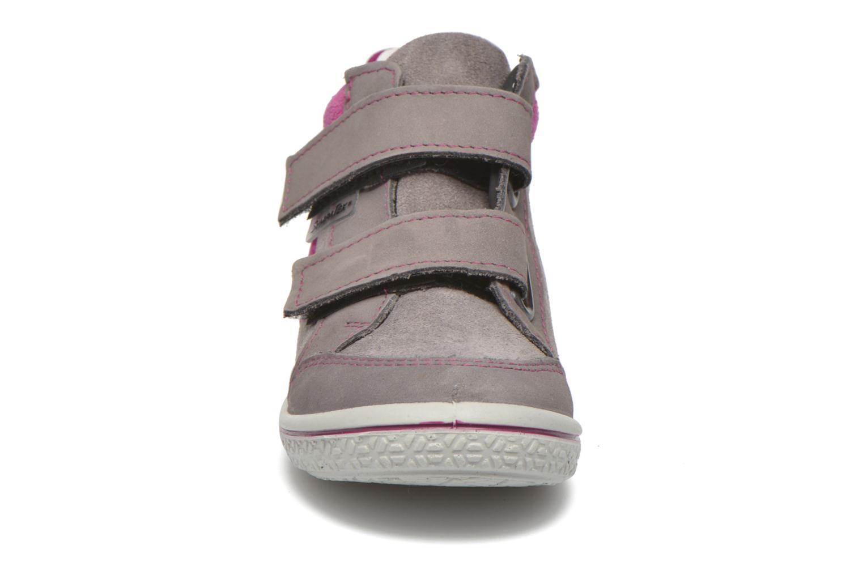 Sneaker PEPINO Kimo grau schuhe getragen
