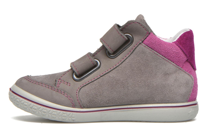 Sneaker PEPINO Kimo grau ansicht von vorne