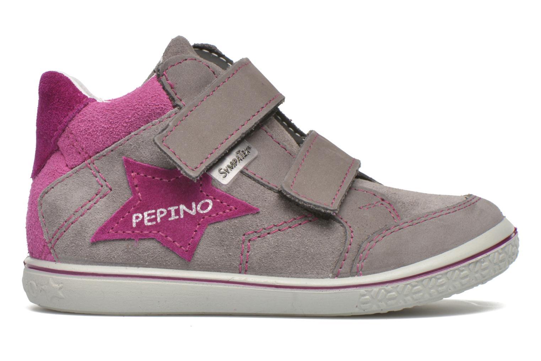 Sneaker PEPINO Kimo grau ansicht von hinten