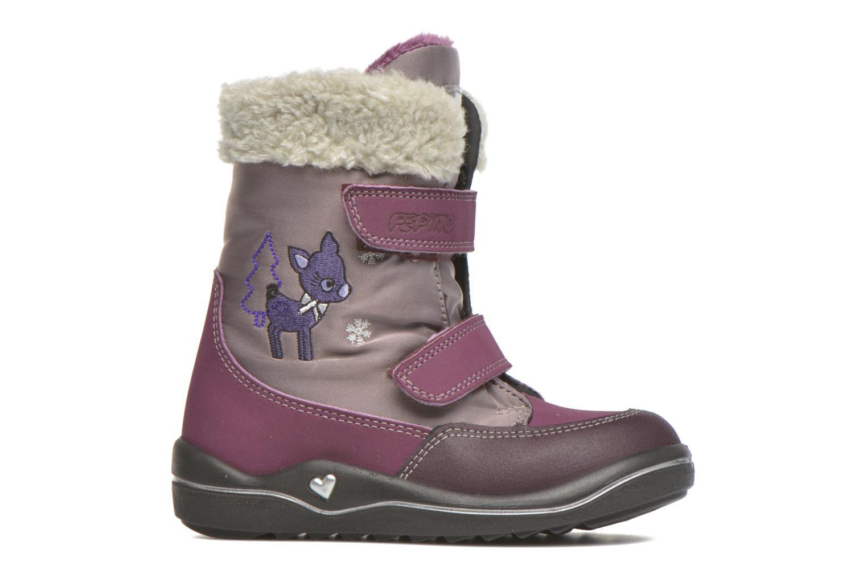 Ankle boots PEPINO Fenya Purple back view
