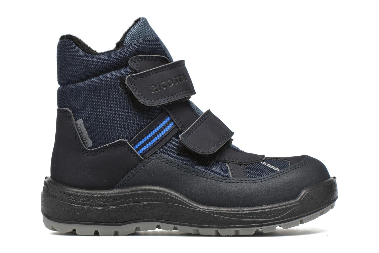 Boots & wellies Ricosta Gabris Blue back view