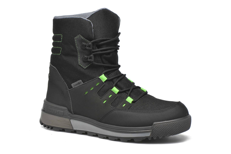Boots en enkellaarsjes Ricosta Rax Zwart detail