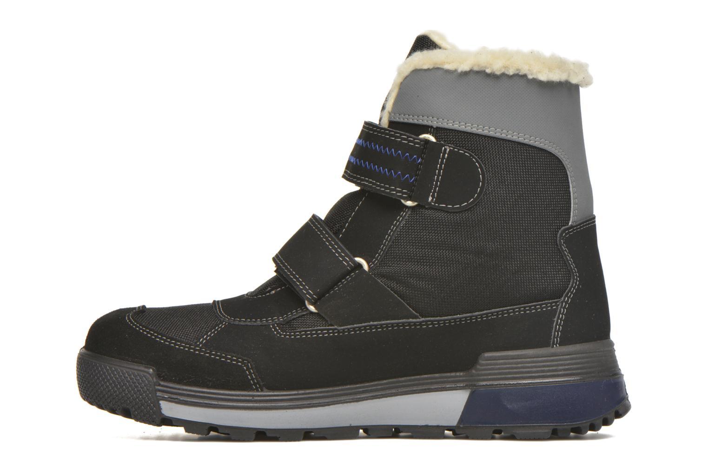 Bottines et boots Ricosta Kiehn Noir vue face
